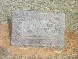 Margaret E. <i>Williamson</i> Rudd