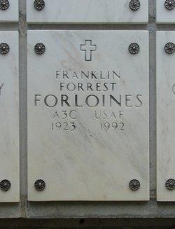 Franklin Forrest Forloines