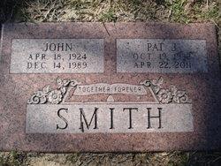 Patsy Ann Pat <i>Jenkins</i> Smith