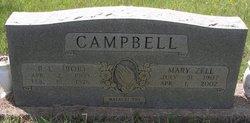 Mary Zell <i>Campbell</i> Campbell