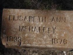 Elisabeth Ann Mehaffey