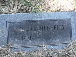 L R Mehaffey