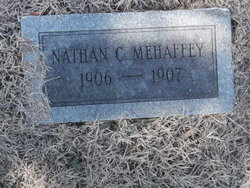 Nathan C Mehaffey