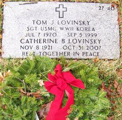 Catherine B Lovinsky
