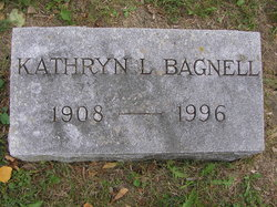 Kathyrn Louise <i>Lawless</i> Bagnell