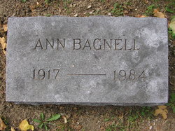 Annie Bagnell