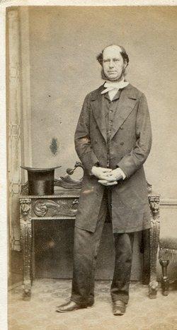 Rev Arthur Hyde