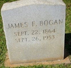 James Franklin Bogan