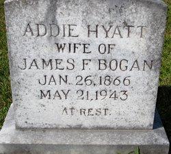 Addie P <i>Hyatt</i> Bogan