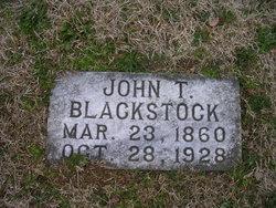 John Thomas Blackstock