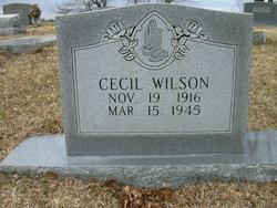 Cecil E.L. Wilson
