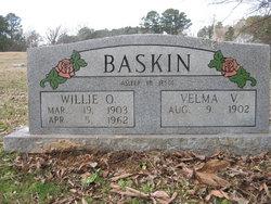Willie O Baskin