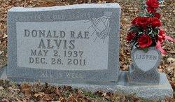 Donald Rae Alvis