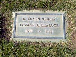 Lillian Grace <i>Mitchell</i> Blalock