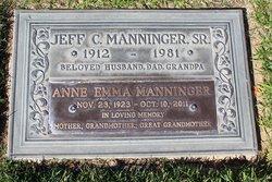 Jefferson Charles Manninger, Sr
