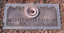 Mildred <i>Wells</i> Billmyer
