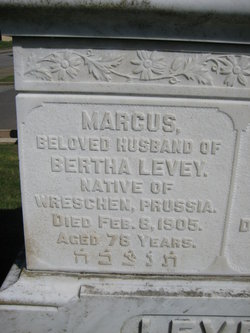 Marcus Levey (Levy)