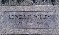 Lowell Martin Polley