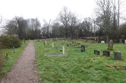 Lane End, Holy Trinity Churchyard
