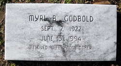 Myrl <i>Barrineau</i> Godbold