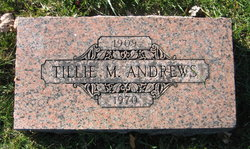 Otillia M. Tillie <i>Deutsch</i> Andrews