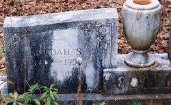Mahulda Jane Hulda <i>Strickland</i> Coile