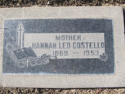 Hannah Leo <i>Maloney</i> Costello