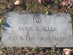 Annie <i>Shelby</i> Allen
