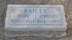 Mary <i>McCartney</i> Bailey