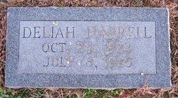 Deliah Harrell