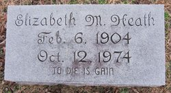 Elizabeth M Heath