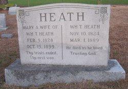 William T Heath