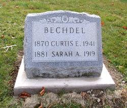 Curtis E Bechdel