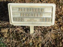 Alexander Armfield