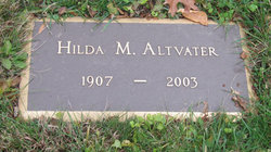 Hilda M <i>Koeppe</i> Altvater