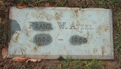 Frank W Atzel
