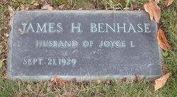 James H Benhase