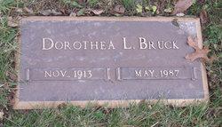 Dorothea L <i>Byrum</i> Bruck