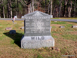 Ann <i>Herring</i> Wild