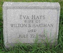 Eva <i>Hays</i> Hartman