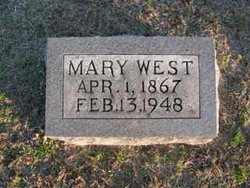 Mary West