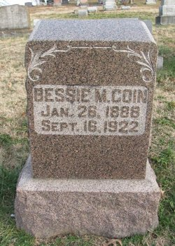 Bessie M <i>Moseley</i> Coin