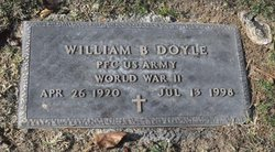 William B Doyle