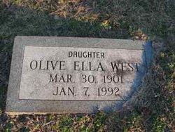 Olive Ella West