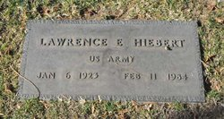 Lawrence E Hiebert