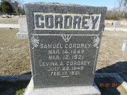 Levina A. Cordrey