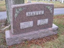 Mary F Mayer