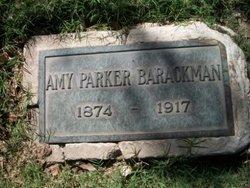 Amy <i>Parker</i> Barackman