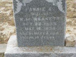 Fannie Ann <i>Moody</i> Bennett