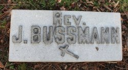 Rev Joseph Bussmann